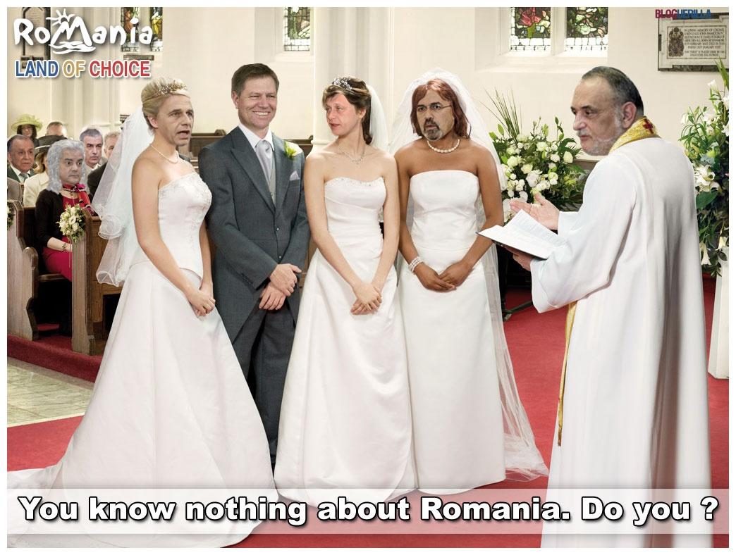 Romania land of choice