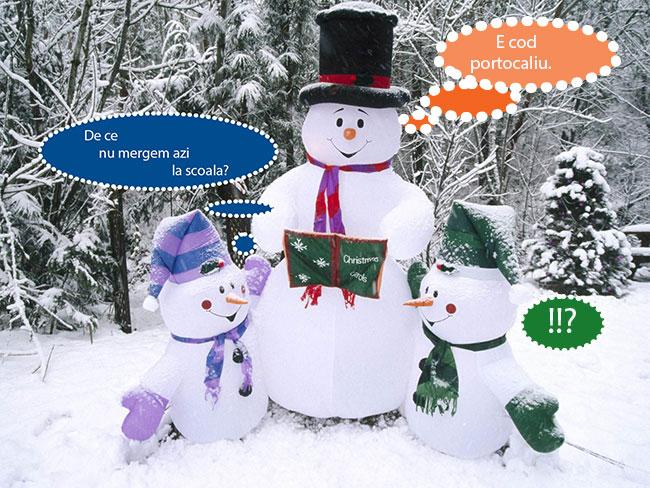 Ninge = se inchid scolile