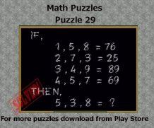 Probleme distractive 1,5,8 = 76